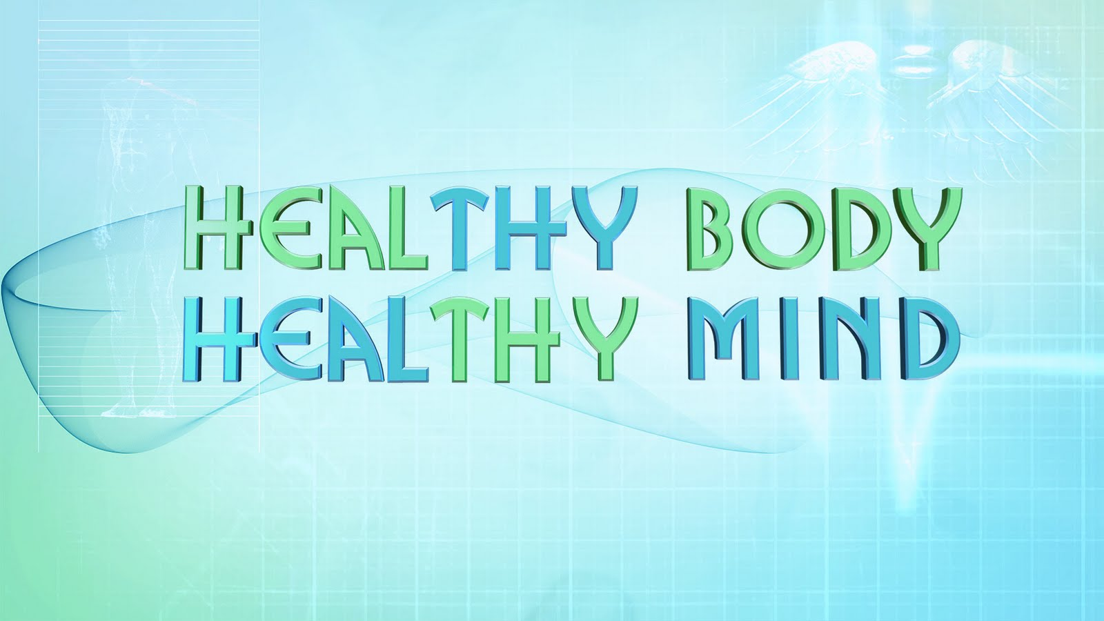 healthy body healthy mind